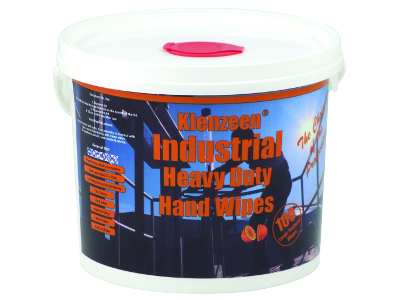 Abrasive Hand Wipes 100