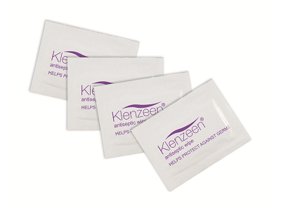 Klenzeen Anticeptic Wipes Sachets
