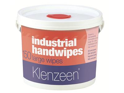 Klenzeen Non-Abrasive Hand Wipes (2)