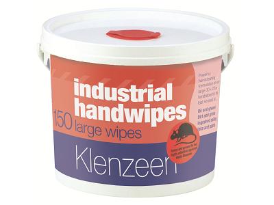 Klenzeen Non-Abrasive Hand Wipes